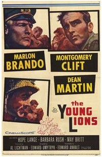 <i>The Young Lions</i> (film) 1958 film by Edward Dmytryk