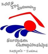 2009 IPC Swimming European Championships