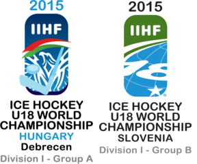 2015 IIHF World U18 Championship Division I