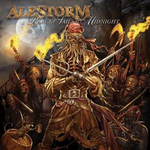<i>Black Sails at Midnight</i> 2009 studio album by Alestorm