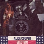 Elected (song) single by Alice Cooper
