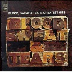 <i>Greatest Hits</i> (Blood, Sweat & Tears album) 1972 greatest hits album by Blood, Sweat & Tears