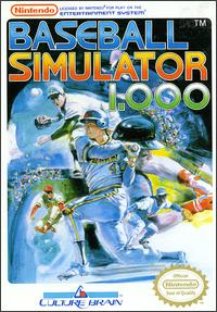 Image result for nes baseball simulator 1000