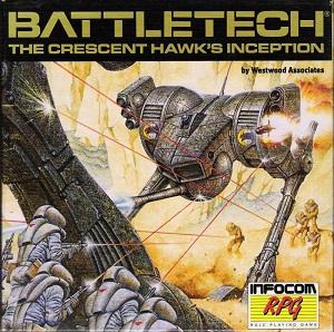 <i>BattleTech: The Crescent Hawks Inception</i> 1988 video game