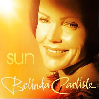 Sun (Belinda Carlisle song) 2013 single by Belinda Carlisle