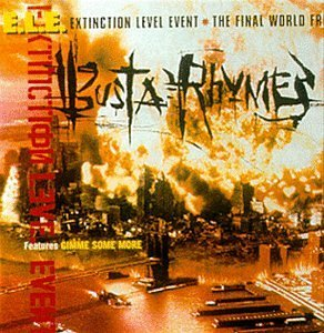 <i>E.L.E. (Extinction Level Event): The Final World Front</i> 1998 studio album by Busta Rhymes