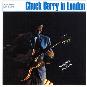 Chuck Berry In London artwork