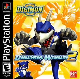 Guia digimon world 2 Psx
