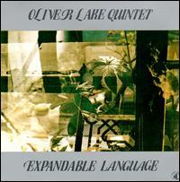 <i>Expandable Language</i> 1984 studio album by Oliver Lake