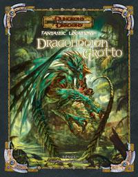 <i>Fantastic Locations: Dragondown Grotto</i>