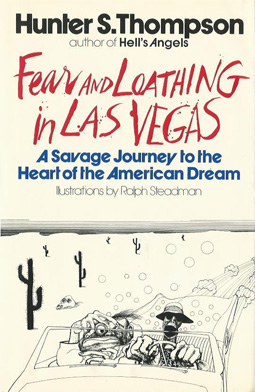 Picture of a book: Fear And Loathing In Las Vegas
