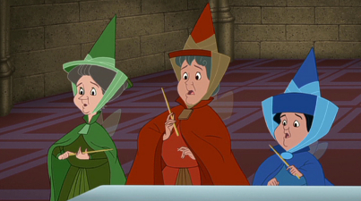 disney fairy godmother images