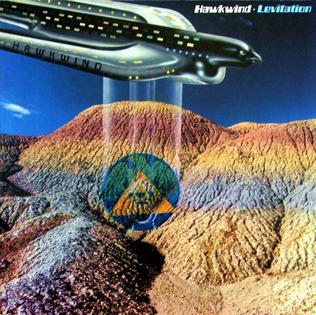 <i>Levitation</i> (album) 1980 studio album by Hawkwind