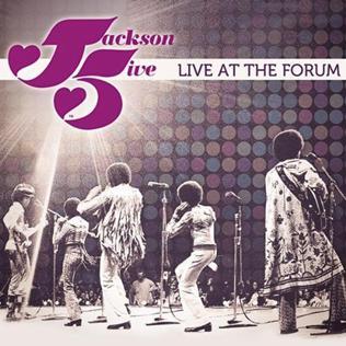 <i>Live at the Forum</i> (The Jackson 5 album) 2010 live album by the Jackson 5