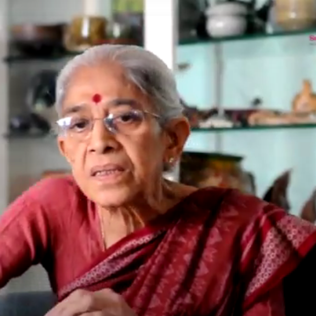 Jyotsna Bhatt Indian ceramicist