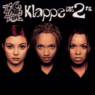 <i>Klappe die 2te</i> 1997 studio album by Tic Tac Toe