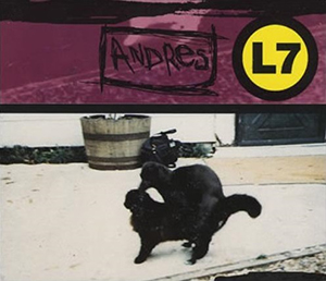 Andres (song) single by L7