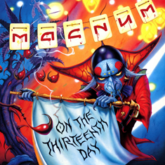 <i>On the 13th Day</i> 2012 studio album by Magnum