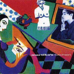 <i>Martikas Kitchen</i> 1991 studio album by Martika