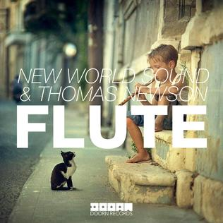New World Sound & Thomas Newson — Flute (studio acapella)