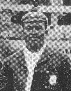 Oliver Layne West Indian cricketer