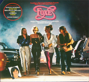 <i>Foxes</i> (soundtrack) album