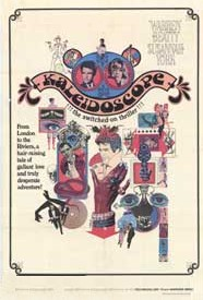 Original movie poster for the film Kaleidoscope.jpg