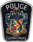 Patch of the Gaithersburg Police Department.png