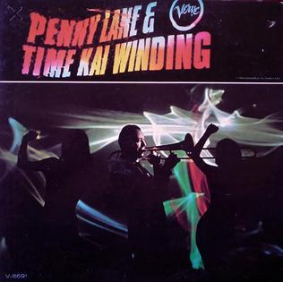 <i>Penny Lane & Time</i> 1967 studio album by Kai Winding