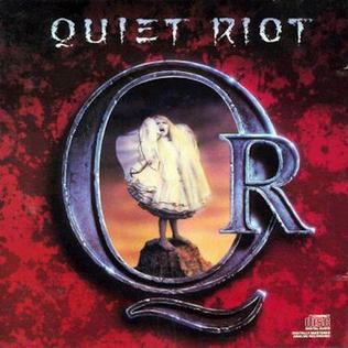 <i>QR</i> (album) 1988 studio album by Quiet Riot