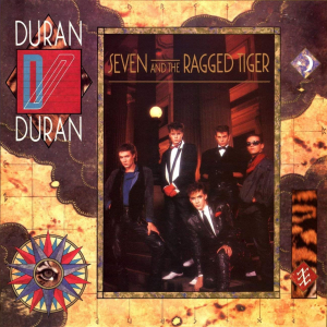 <i>Seven and the Ragged Tiger</i> 1983 studio album by Duran Duran