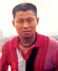 Shi Yuejun Chinese spree killer (1971-2006)
