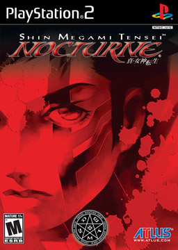 Picture of a game: Shin Megami Tensei: Nocturne