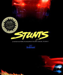 Picture of a game: Stunts