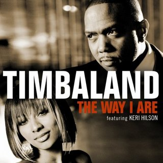Timbaland featuring Keri Hilson and D.O.E. — The Way I Are (studio acapella)