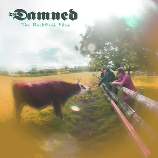 <i>The Rockfield Files</i> 2020 EP by The Damned