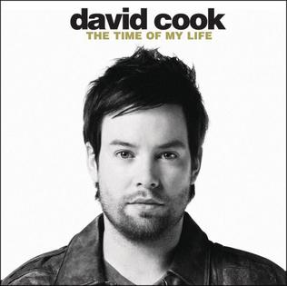 The Time of My Life (David Cook song) single by David Cook
