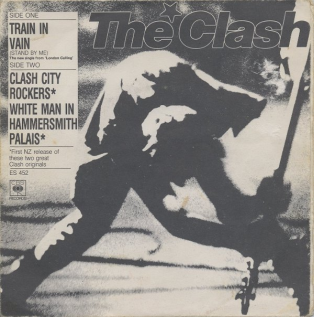 Train in Vain 1979 single by The Clash