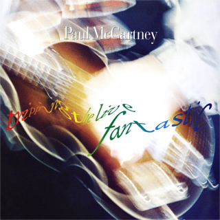 <i>Tripping the Live Fantastic</i> 1990 live album by Paul McCartney