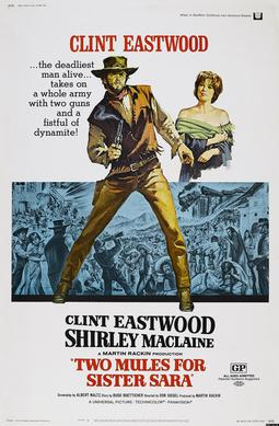 Playlist Film - Page 2 Two_Mules_for_sister_Sara_Poster