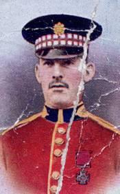 James MacKenzie (VC) Scottish recipient of the Victoria Cross