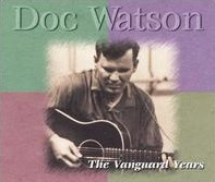 <i>The Vanguard Years</i> (Doc Watson album) 1995 compilation album by Doc Watson