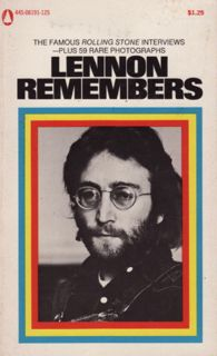 <i>Lennon Remembers</i>