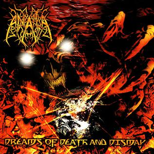 <i>Dreams of Death and Dismay</i> album by Anata
