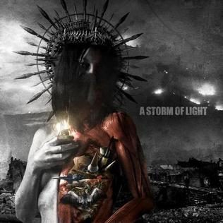 <i>As the Valley of Death Becomes Us, Our Silver Memories Fade</i> 2011 studio album by A Storm of Light