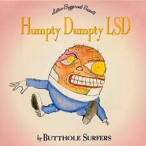 <i>Humpty Dumpty LSD</i> compilation album by Butthole Surfers