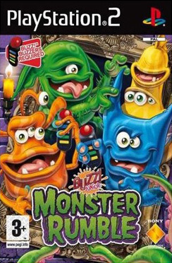 Buzz! Junior: Monster Rumble