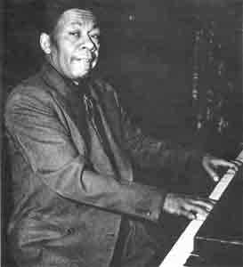 Cripple Clarence Lofton American musician