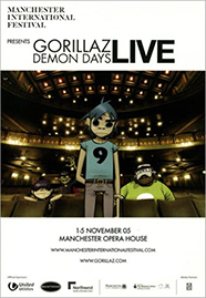 Demon Days Live