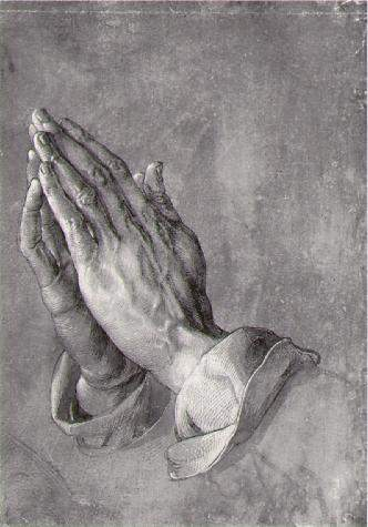 「durer praying hands wiki」の画像検索結果